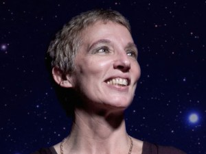 Nathalie Cabrol, director of SETI's Carl Sagan Institute, wants to expand and update SETI's approach to searching for intelligent life beyond our solar system. (NASA)