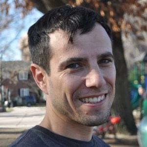 Aaron Parsons, associate professor of astronomy at the University of California, Berkeley, and the principal investigator of the HERA prject.